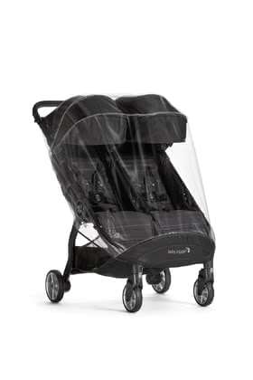 Baby Jogger Weather Shield for City Tour 2 Double -  * With the practical weather shield for the Baby Jogger City Tour 2 double, your children are always well protected.