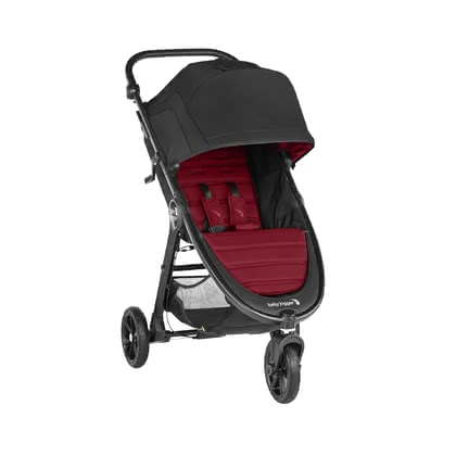 Baby Jogger City Mini GT 2 -  * The Baby Jogger City Mini GT 2 is equipped with all-wheel suspension and is absolutely flexible – perfect for being used right from birth.