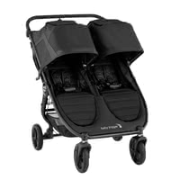 Baby Jogger City Mini GT 2 – double -  * The Baby Jogger City Mini GT 2 - double is a two-seater buggy with which you can transport twins or siblings comfortably and easily anywhere you like.