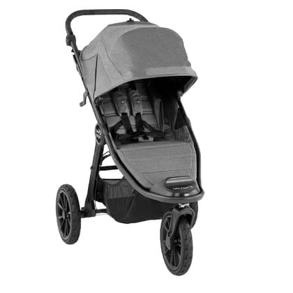 Baby Jogger Buggy City Elite 2 -  * The trendy City Elite 2 features a low weight of only 11.7 kg and can be folded small for easy transport.