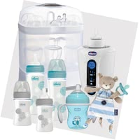 chicco Starter Set Basic Equipment Exclusive -  * It only takes a click to get the full basic equipment for your baby. The Chicco starter set is the all-round carefree package suitable right from birth.