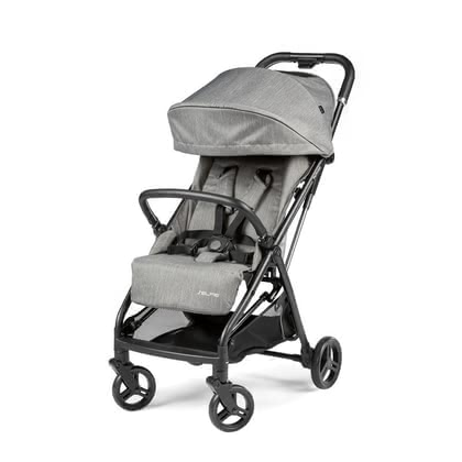 Peg-Perego Buggy Selfie -  * Stylish, light and compact - the Peg-Perego Selfie is a buggy that will convince everyone with its high level of comfort.