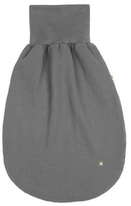 Odenwälder Muslin Romper Bag -  * ✓ light baby romper bag ✓ plenty of freedom of movement for your baby ✓ cuddly soft muslin ✓ skin-friendly & breathable