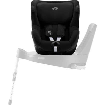 Britax Römer Child Car Seat Dualfix iSENSE - The clever follow-up seat Dualfix iSENSE offers you and your child important Safety features and great comfort features for a long service life.