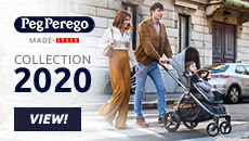 Buy Peg-Perego child car seats & buggies online | kids-room.com