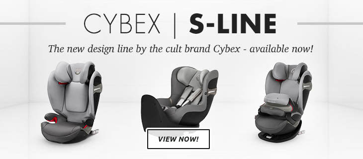Cybex S Line - Buy at kidsroom | Campaigns