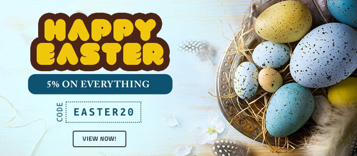 Kidsroom wishes you a Happy Easter 2020 - Buy at kidsroom