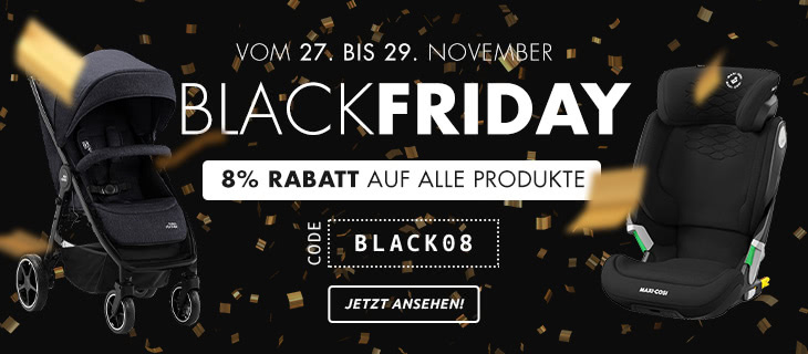 Black Friday Deals online kaufen bei kidsroom