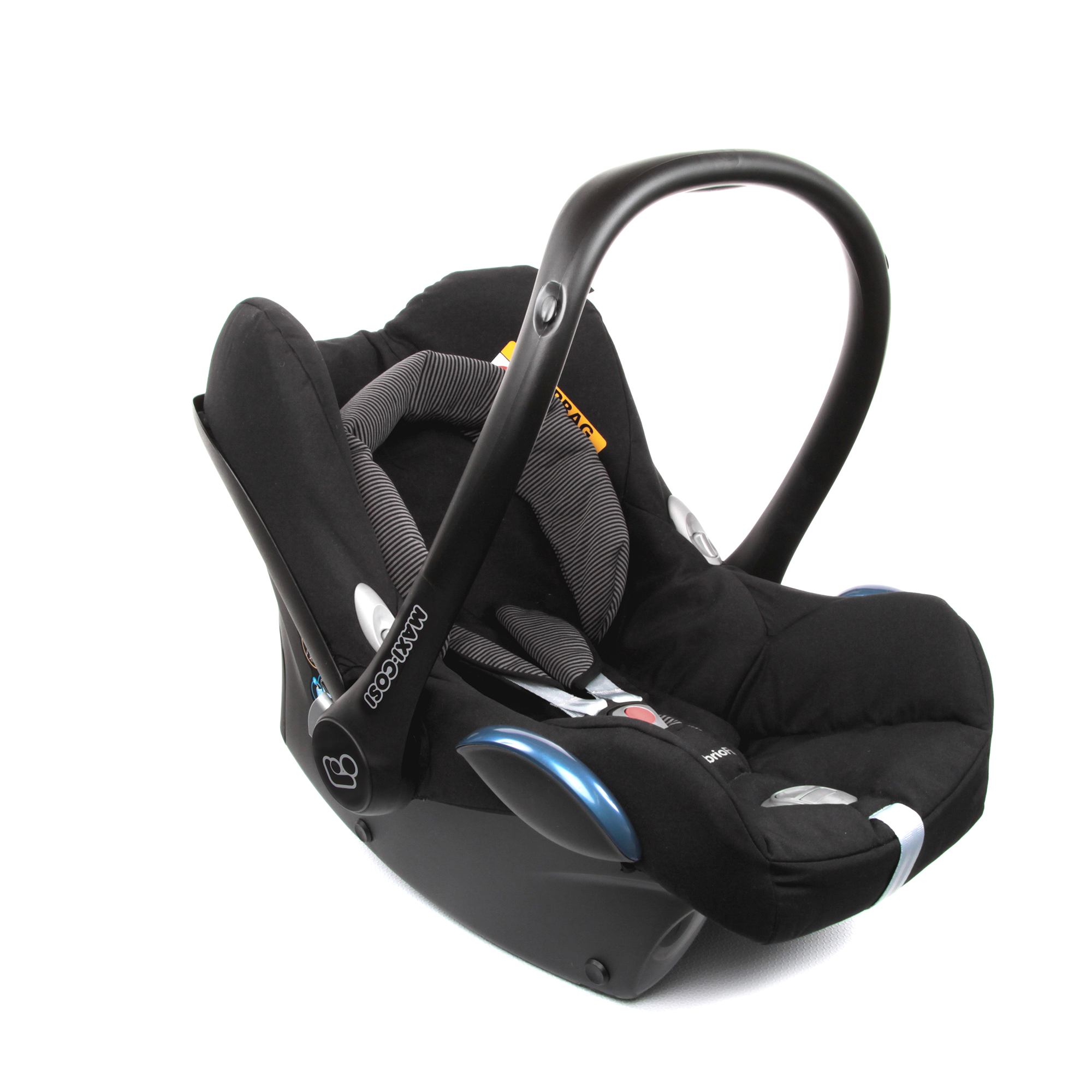 maxi cosi infant car seat cabriofix 2017 black raven buy at kidsroom car seats. Black Bedroom Furniture Sets. Home Design Ideas