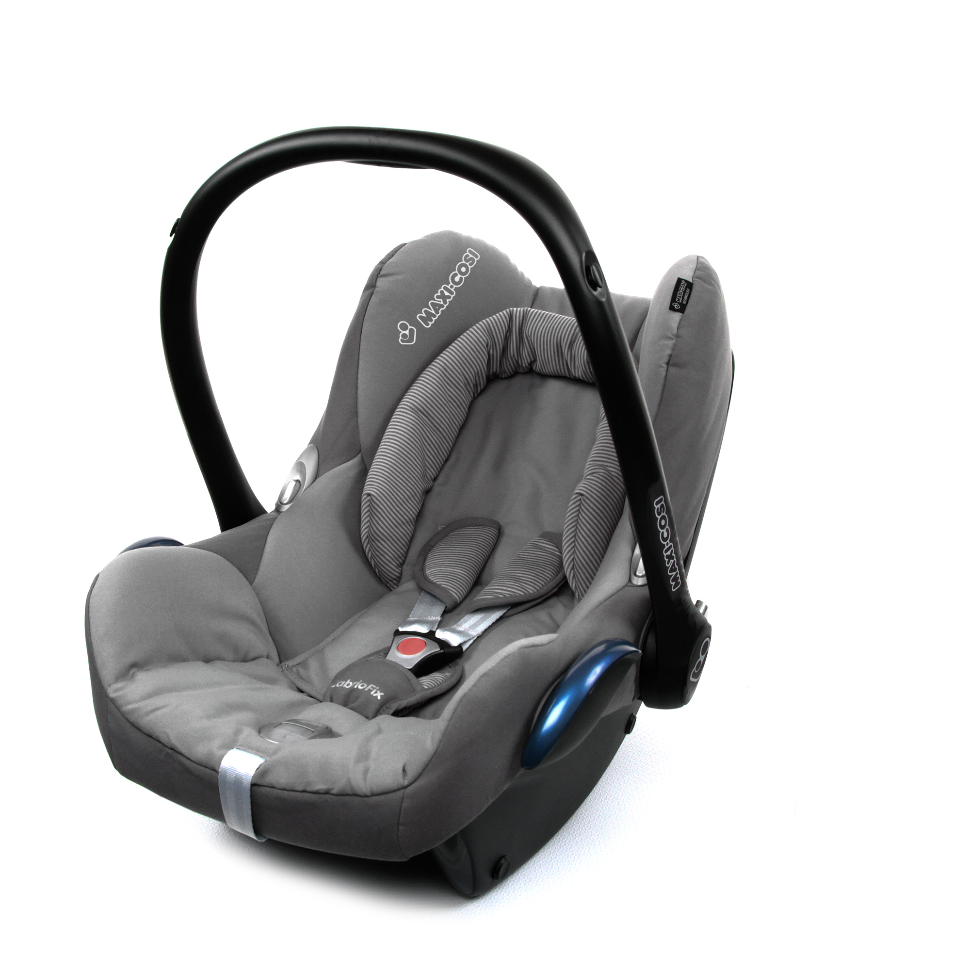 maxi cosi infant car seat cabriofix 2017 concrete grey buy at kidsroom car seats. Black Bedroom Furniture Sets. Home Design Ideas