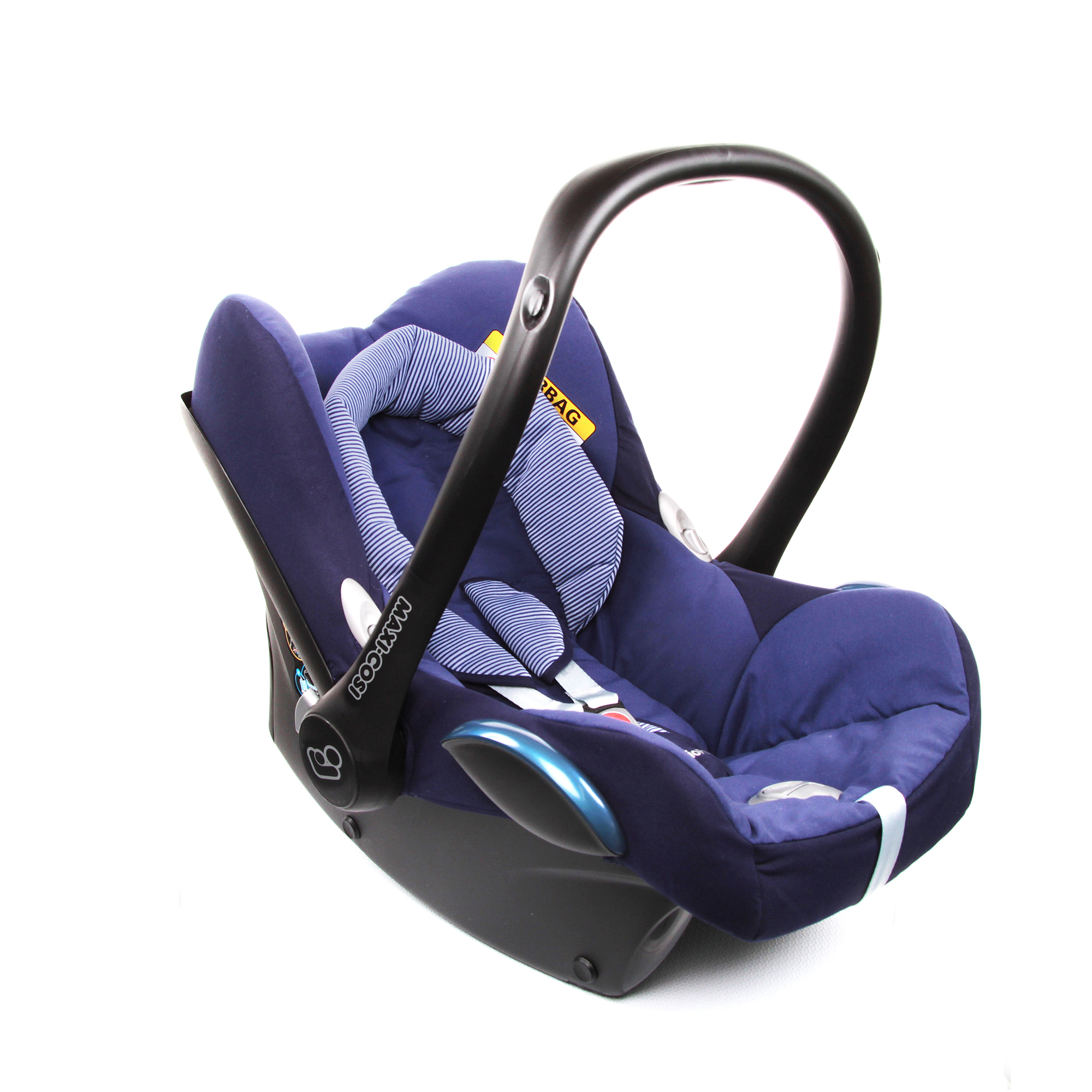 maxi cosi infant car seat cabriofix 2017 river blue buy at kidsroom car seats. Black Bedroom Furniture Sets. Home Design Ideas