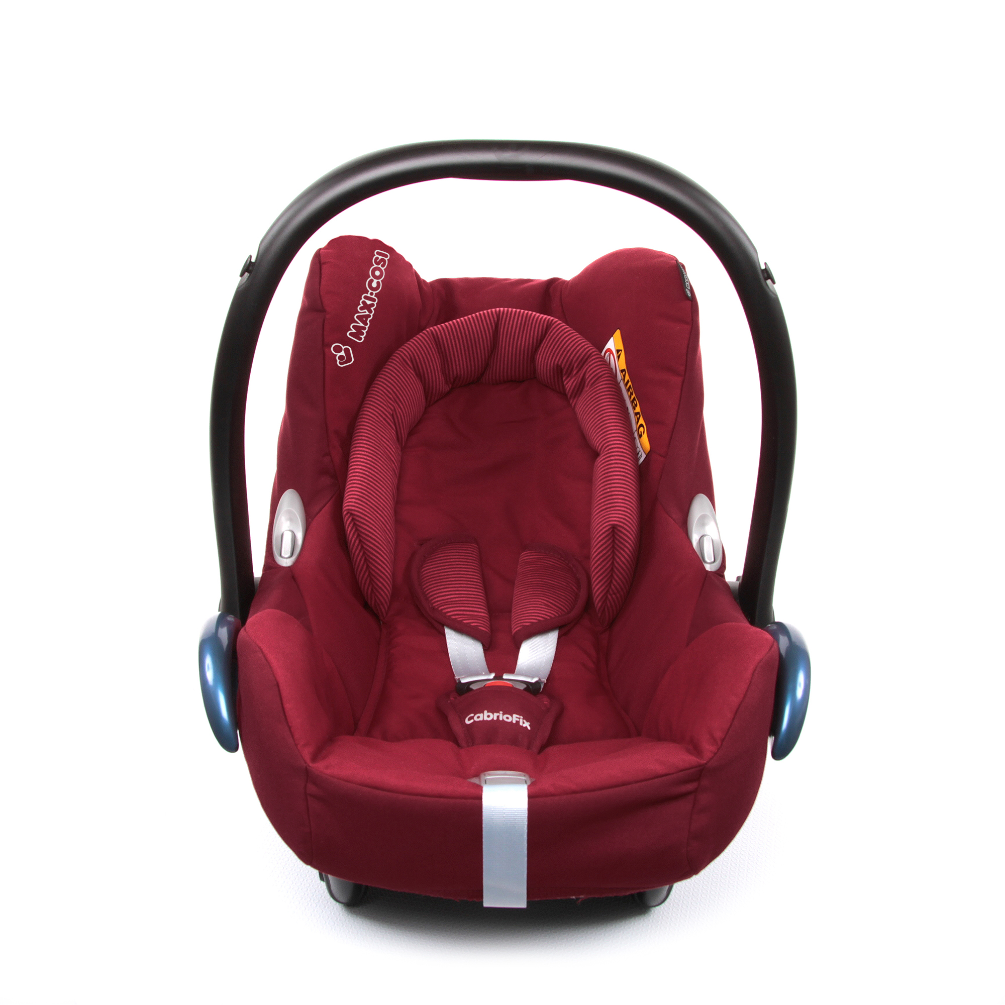 Maxi cosi infant carrier cabriofix buy at kidsroom car for Housse maxi cosi cabriofix