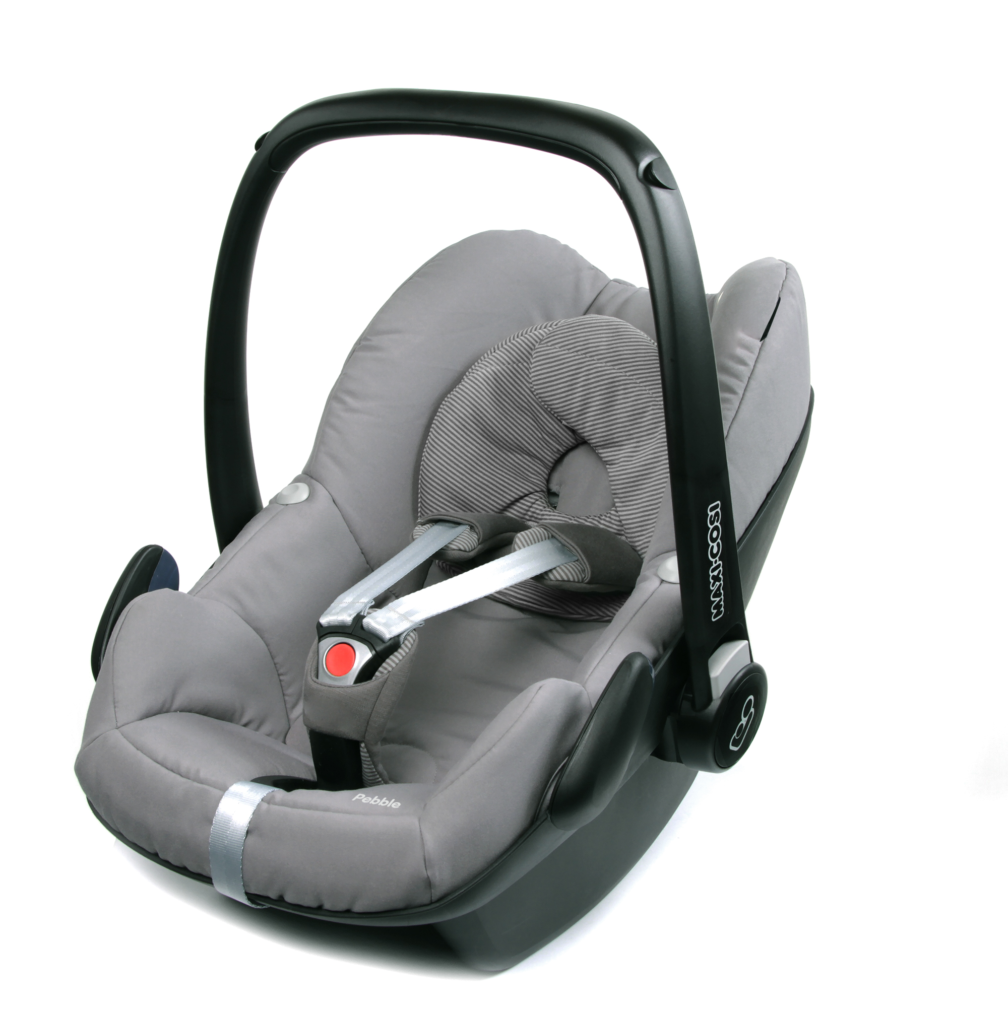 maxi cosi infant car seat pebble 2017 concrete grey buy at kidsroom car seats. Black Bedroom Furniture Sets. Home Design Ideas