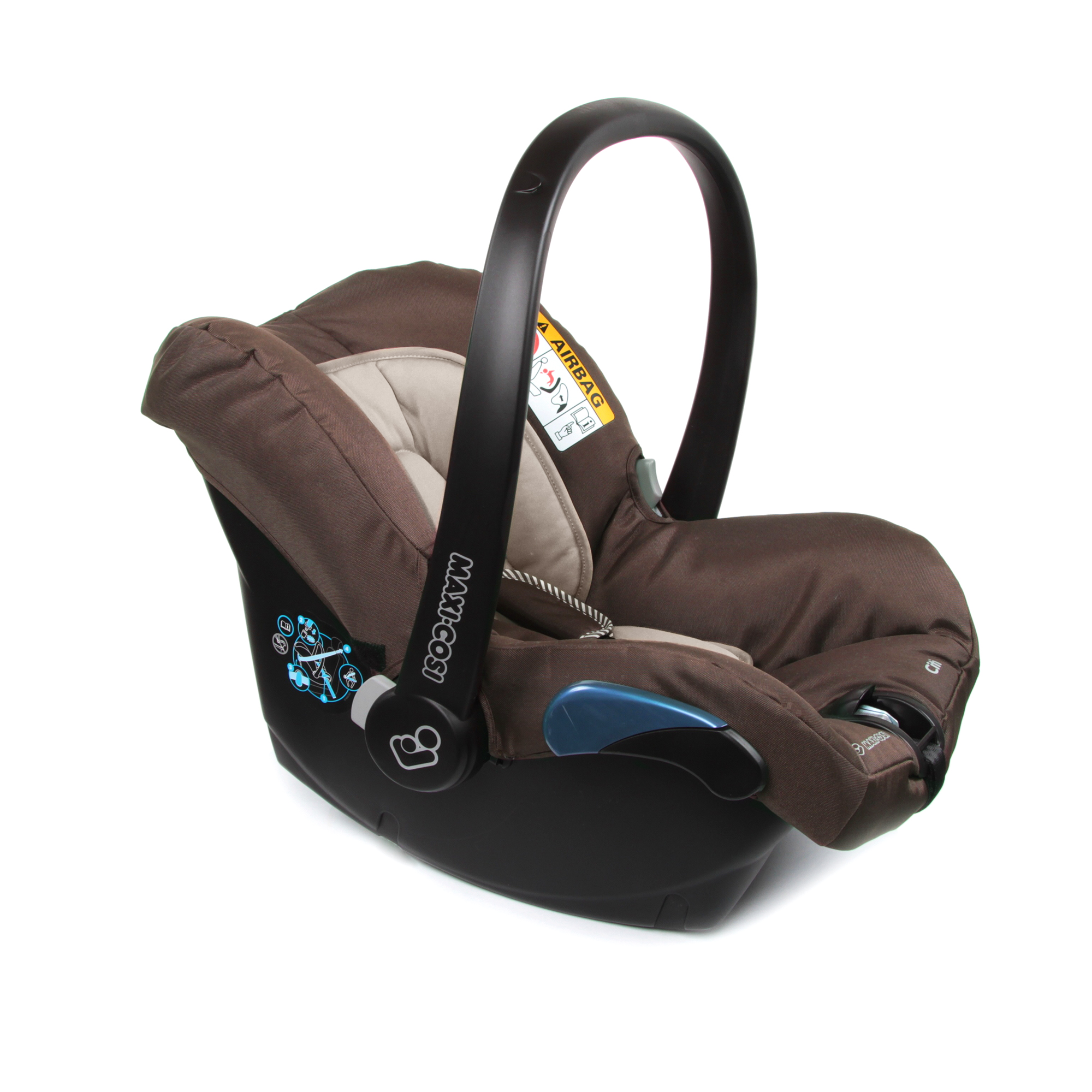 maxi cosi infant car seat citi 2018 earth brown buy at kidsroom car seats. Black Bedroom Furniture Sets. Home Design Ideas